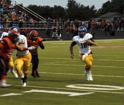 Braxton Noble run