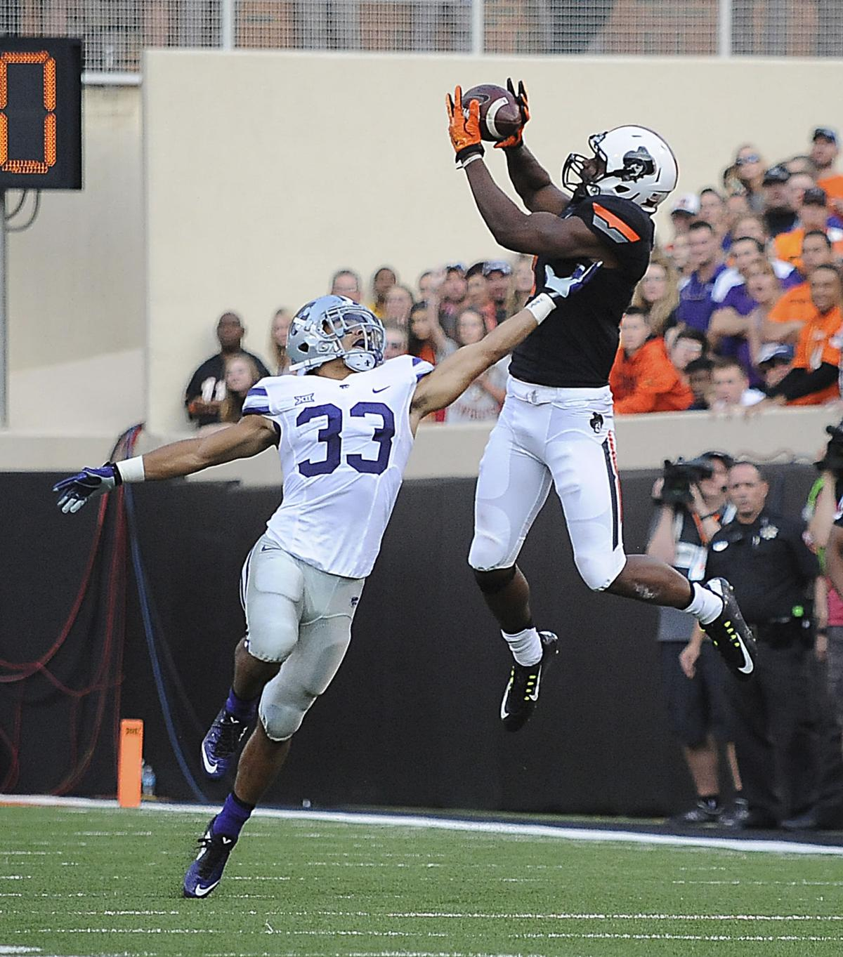 Oklahoma State football vs Kansas State | Gallery ...