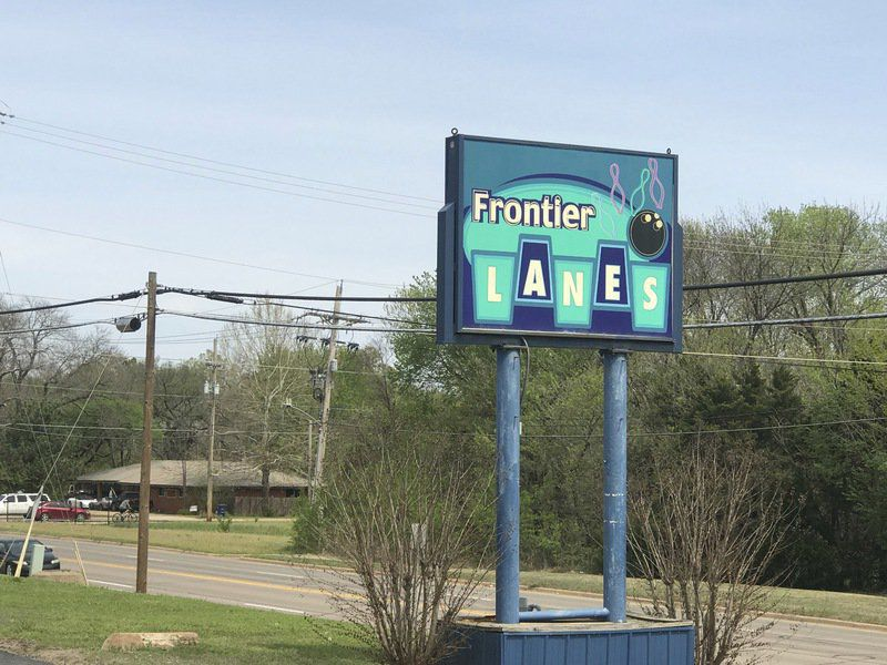 Frontier Lanes doing spring cleaning during pandemic
