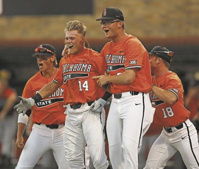 NCAA Texas Tech Oklahoma St Baseball