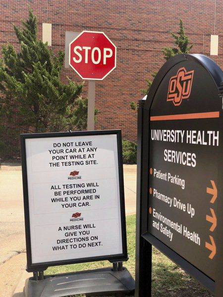 OSU's Swab Pod no longer open for community testing; begins employee/student testing July 13