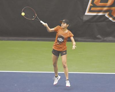Lisa Marie Rioux forehand