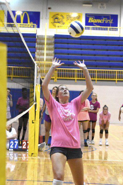 Stillwater High volleyball season opener Tuesday