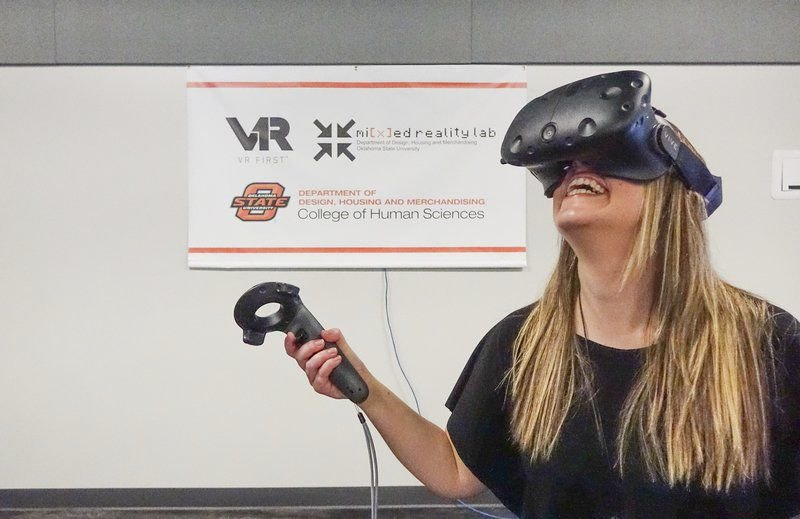 Mixed Reality Lab puts focus on the future