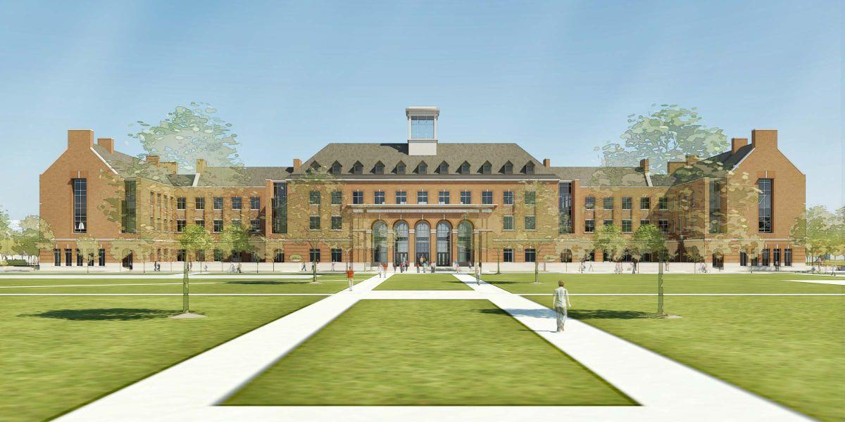 Oklahoma state university spears school of business for Spear house blueprints