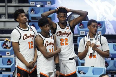 NCAA Oregon St Oklahoma St Basketball