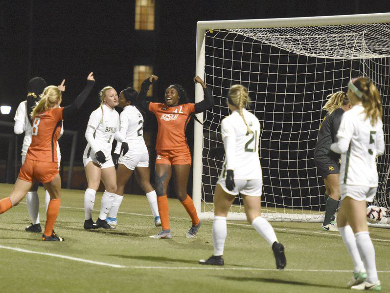 Cowgirl soccer earns 2nd Big 12 Conference title in 3 years