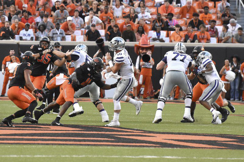 Cowboy defense shuts down No. 24 Kansas State