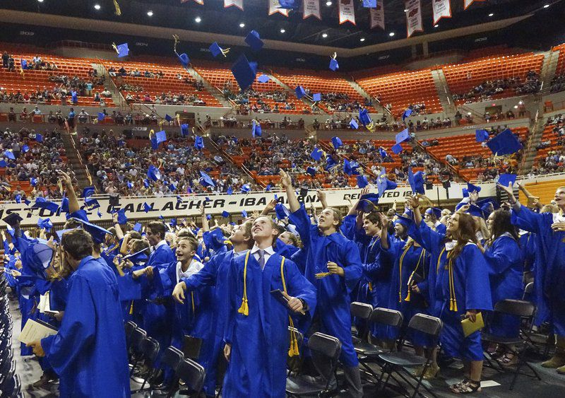 SHS graduates 363 at Gallagher-Iba Arena