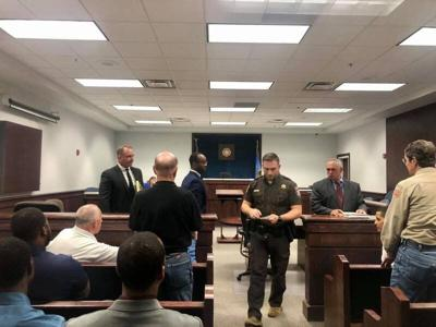 Judgehears victim impact statements from both sides in manslaughter sentencing