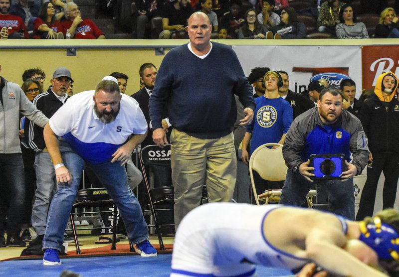 Barnard pleased with basketball, wrestling coach candidates