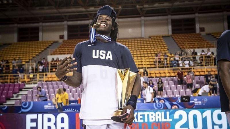Likekele enjoys Greece trip, FIBA World Cup gold medal