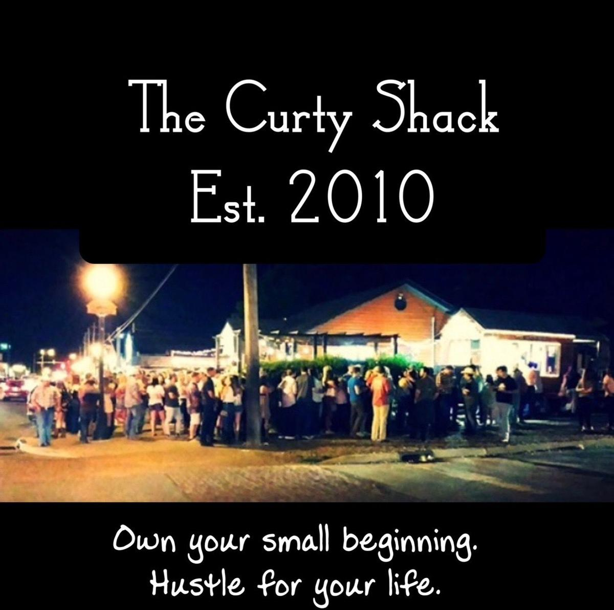 The Curty Shack