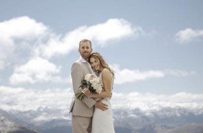 Stevens-Dobson wedding