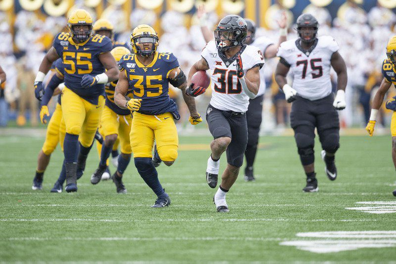 Gundy expects Hubbard to play in Texas Bowl