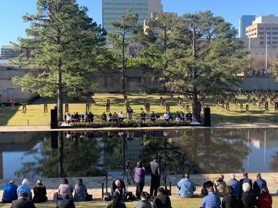 Oklahoma City Bombing Remembrance Ceremony