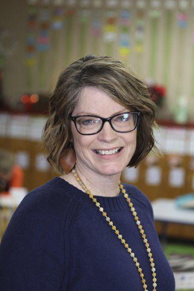 Richmond Elementary's Billman is SPS Teacher of the Year
