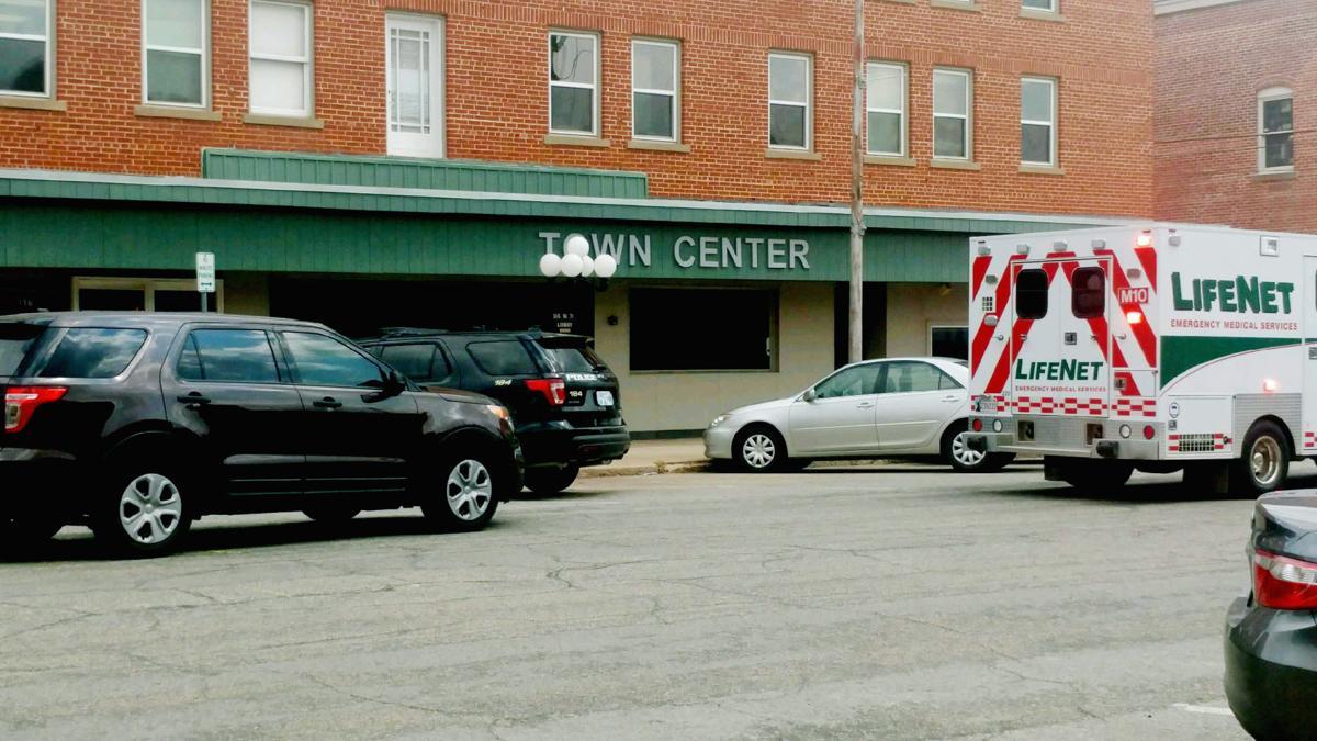 Town Center ground