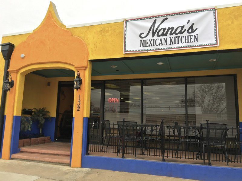 Nana S Mexican Kitchen Traditional Cuisine