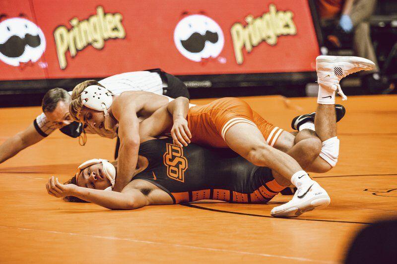 Cowboy freshman Mastrogiovanni battles multiple illnesses to crack starting lineup