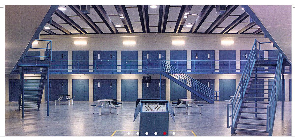 Cimarron Correctional Facility unit photo