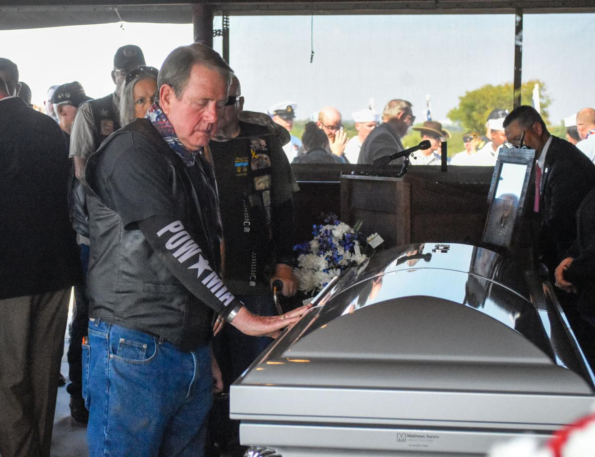 Public turns out Perry WWII veteran's funeral | News