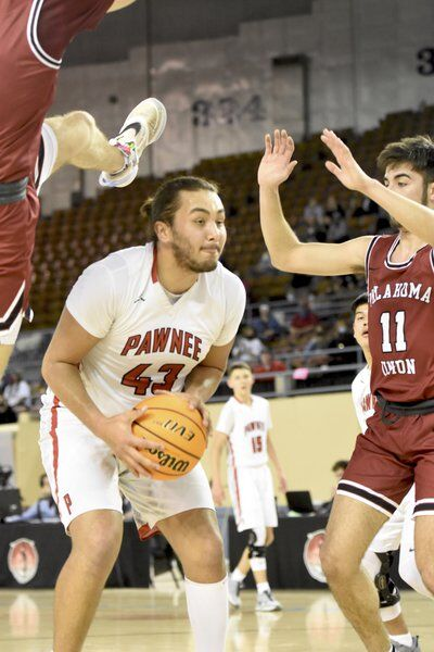 Pawnee can't recover from loss of Reeves