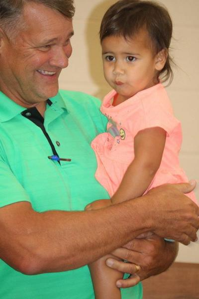 Superintendent Vernon says goodbye to Morrison Schools