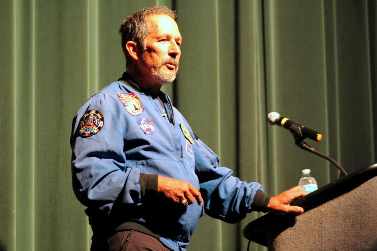 Commander John Herrington