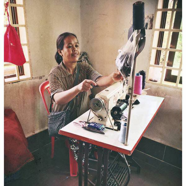 Made with dignity: Hepz Apparel sells fashion with a purpose