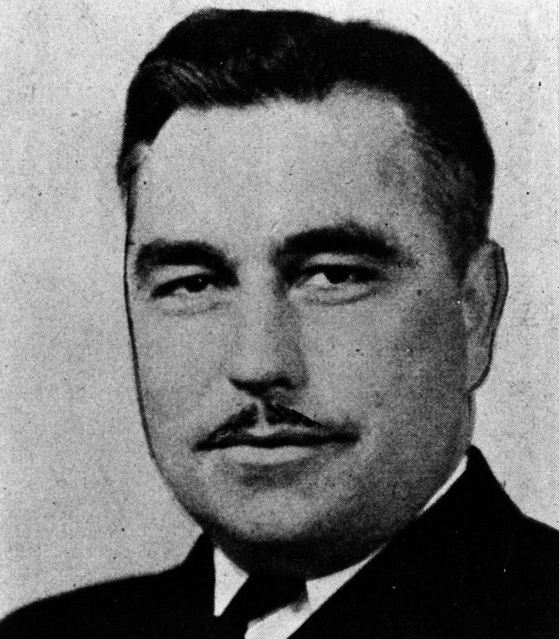 Cmdr. Ernest E. Evans