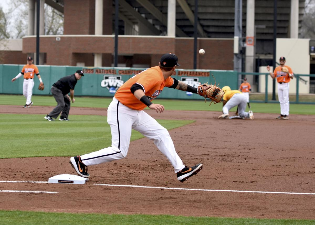 Missed chances lead to Cowboys dropping first Big 12 series