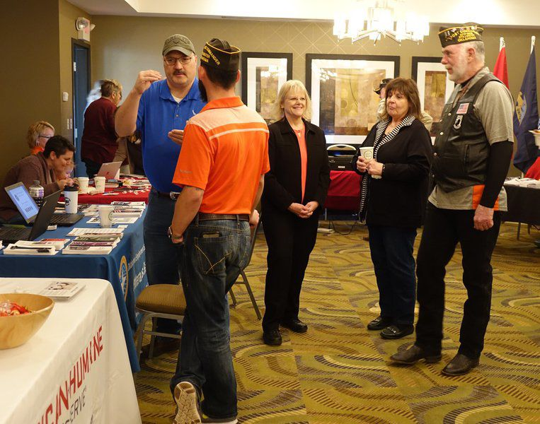 Stand Down event honors Breese, assists veterans