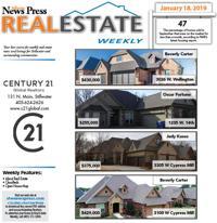 Real Estate Weekly 01-18-19