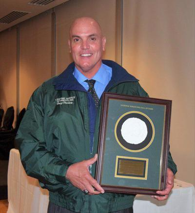 THE HOLT REPORT: Chesbro honored by National Wrestling Hall