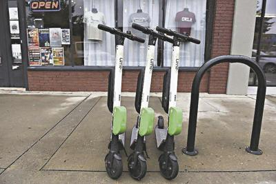 Ready to roll: OSU awards scooter contract to Spin