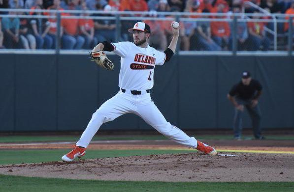 Former Pioneer, Cowboy pitcher Teel discusses first full year in minor leagues