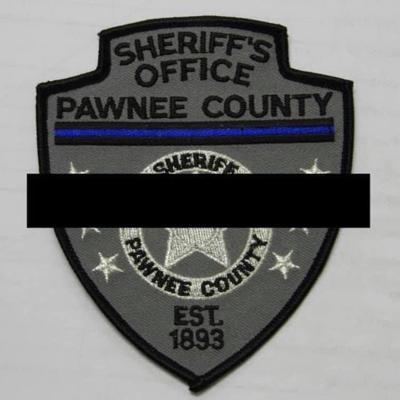 Pawnee Sheriff Logo