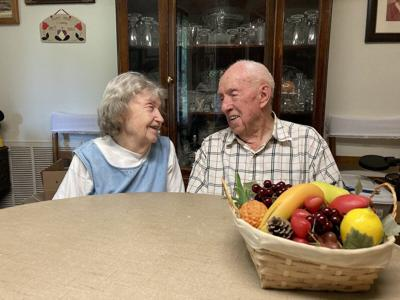 EVERYDAY HEROES: Eloping couple still together after 73 years