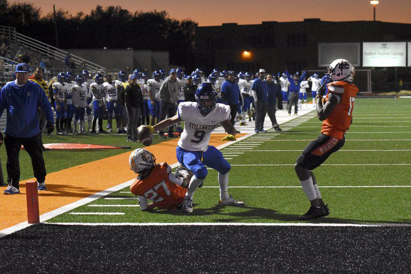 Stillwater senior WR comes back with big game at Putnam City