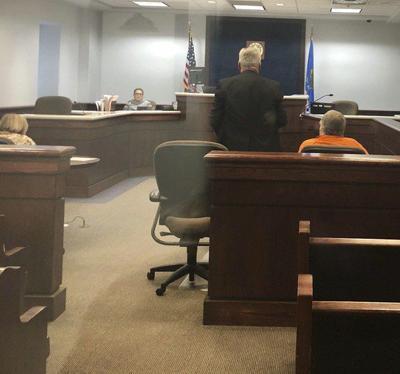 James Leroy Bear set for trial arraignment next week
