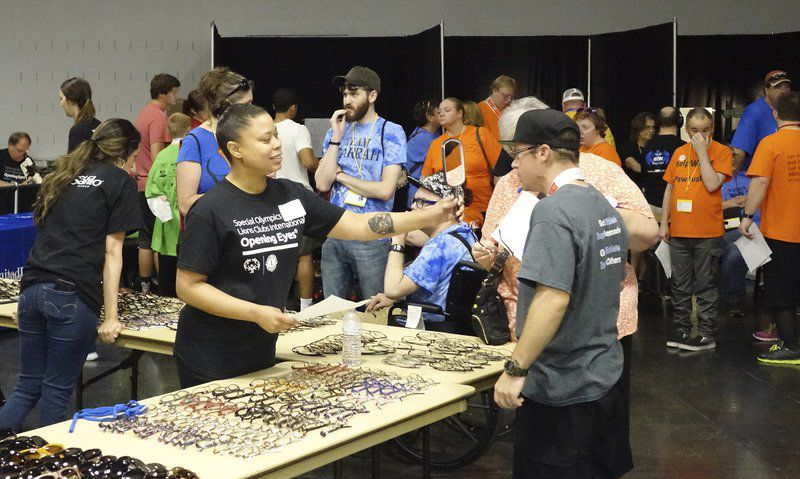 Special Olympics offers more than races