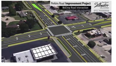 Perkins Road acquisitions move forward
