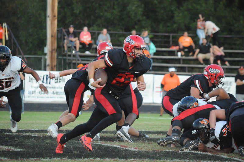 Pawnee to battle for district championship