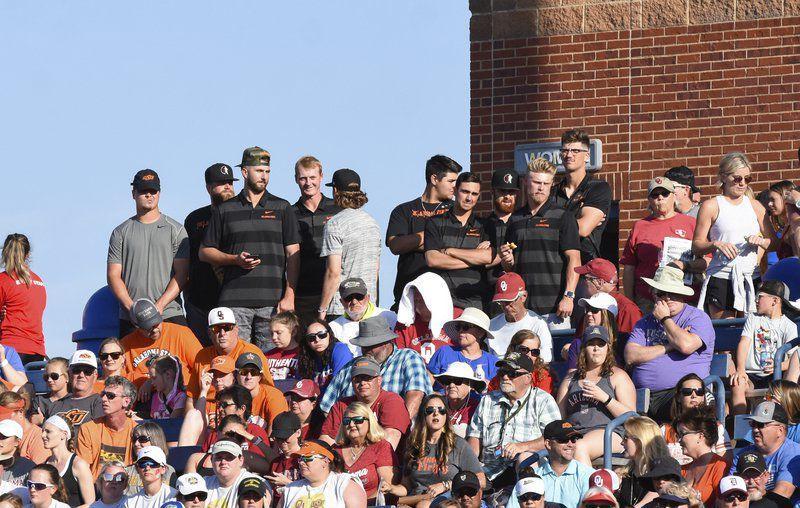 Notebook: Cowgirls appreciate Cowboys' support in OKC | OSU Sports