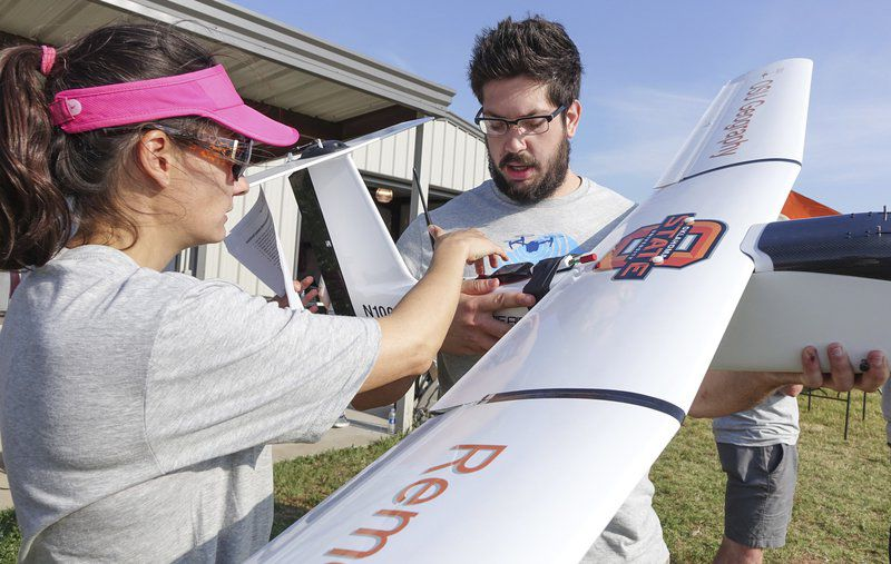 OSU students among four universities using drones to research weather
