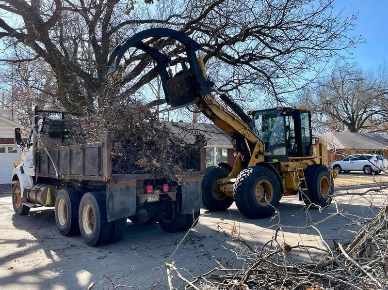 Slow and steady: City of Stillwater making progress on ice storm clean-up