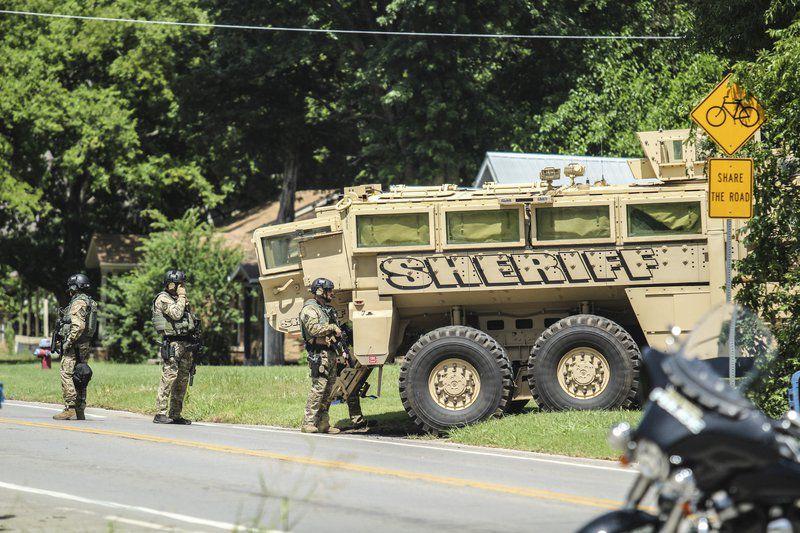 Homicide suspect wasn't found at Stillwater residence