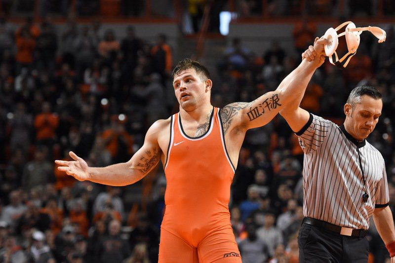 Former Cowboy wrestler signs with one of top MMA promotions