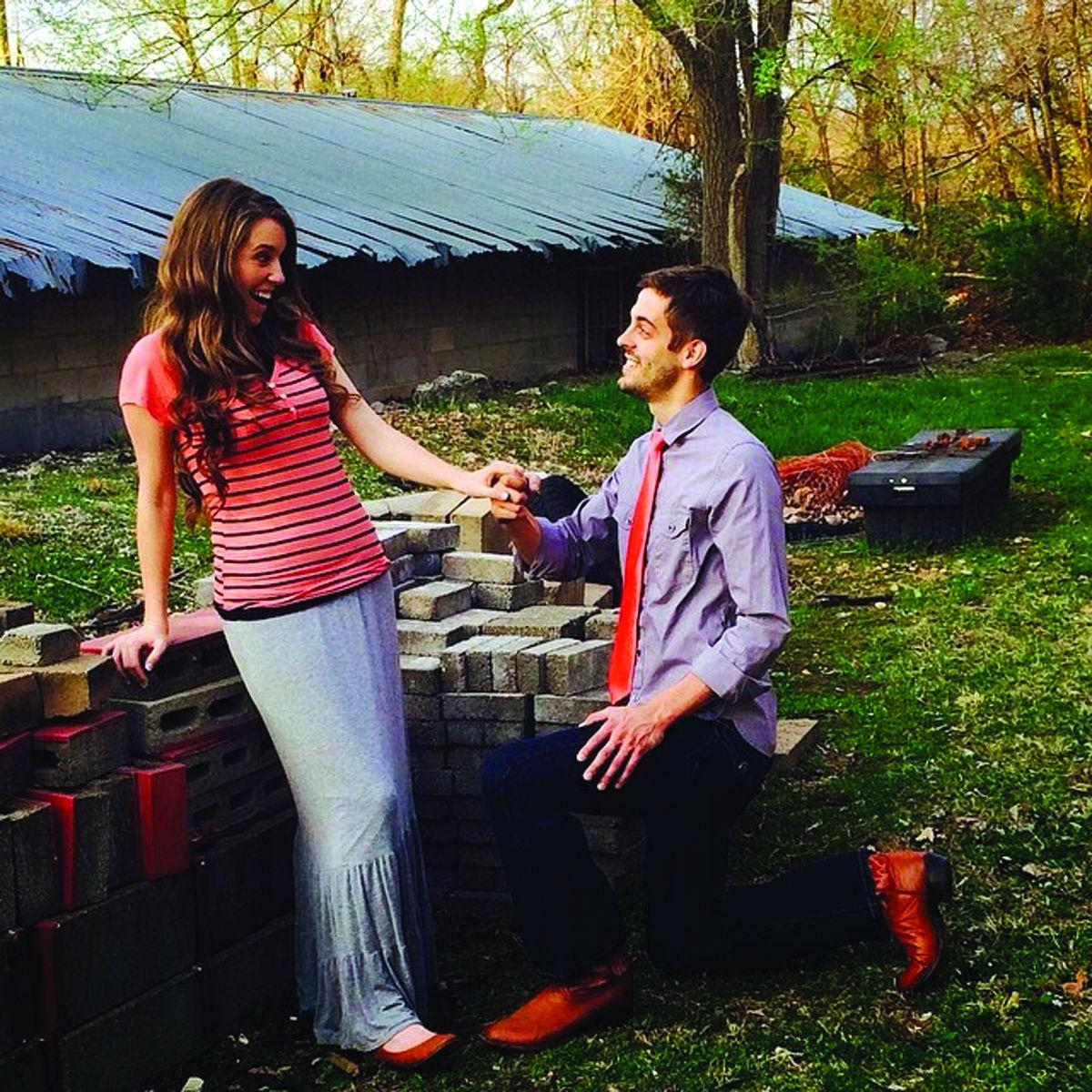 19 Kids And Counting S Jill Duggar And Derick Dillard: Former Pistol Pete Gets His Girl